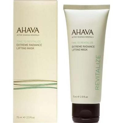 Маска extreme для подтяжки кожи лица с эффектом сияния Ahava Time To Revitalize 75 мл: фото