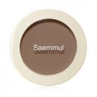 Румяна THE SAEM Saemmul Single Blusher BR01 Call Me Brown 5гр: фото