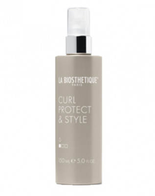 Спрей термоактивный для укладки и защиты кудрей La Biosthetique Curl Protect & Style 150мл: фото