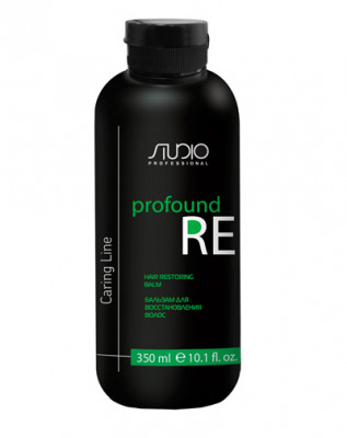 Бальзам для восстановления волос Kapous Caring Line Profound Re 350мл: фото