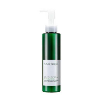 Пилинг-гель для лица NATURE REPUBLIC Green Derma Mild Peeling Gel 150мл: фото