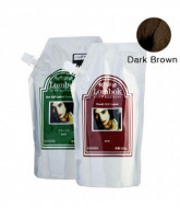 Система для ламинирования волос Gain Cosmetic Dark Brown Lombok Original set DarkBrown 2*500гр: фото