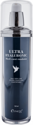 Эмульсия для лица ESTHETIC HOUSE Ultra Hyaluronic acid Bird's nest Emulsion 130мл: фото
