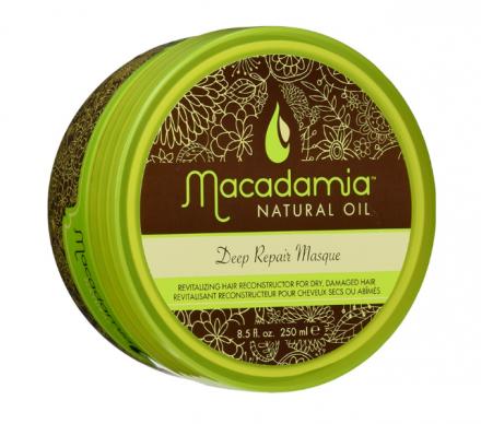 Маска восстанавливающая интенсивного действия с маслом арганы и макадамии Macadamia Deep Repair Masque 236мл: фото