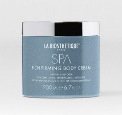Насыщенный укрепляющий SPA-крем для тела La Biosthetique Rich Firming Body Cream SPA Actif 200мл: фото