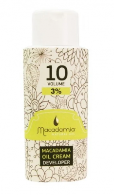 Окислитель для краски для волос Macadamia Oil Cream Developer 3% - 10 Vol. 150мл: фото