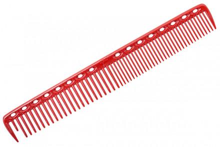 Расческа для стрижки многофункциональная Y.S.PARK YS-337 красная: фото